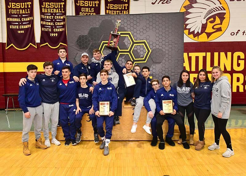 Blair Academy - Team Champions