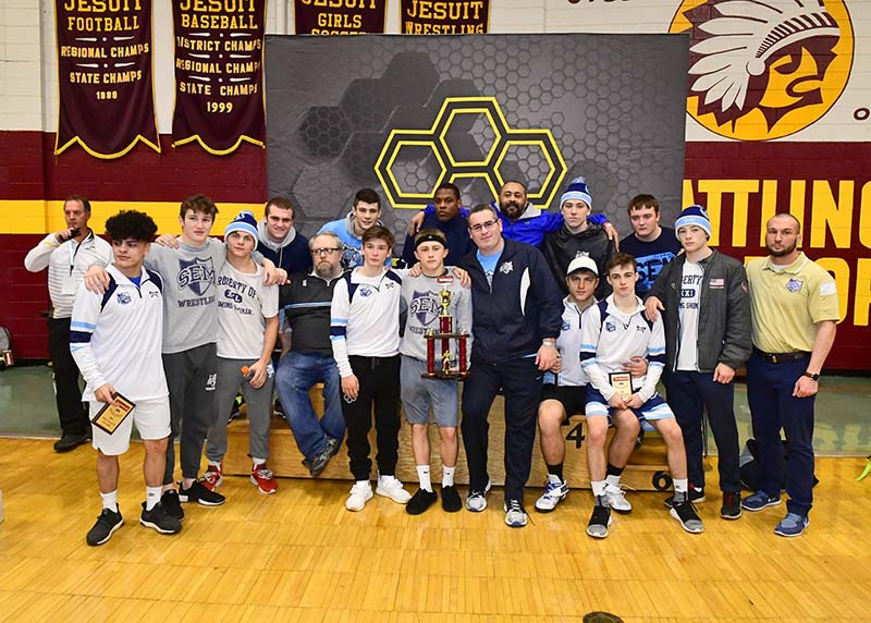 Wyoming Seminary - Runner Up Team Champion